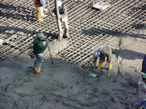 Alapozás talajvízben