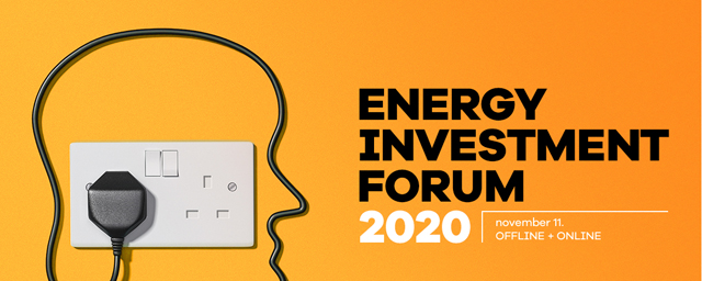 Energy Investment Forum 2020