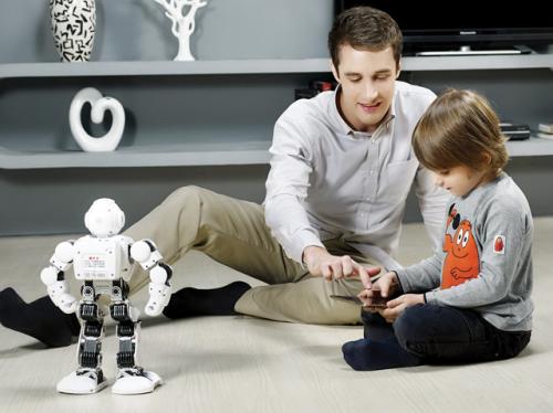kereskedelmi robot fejlesztése megrendelésre